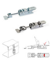 New GN761 Toggle Latches Made from Stainless or Plated Steel