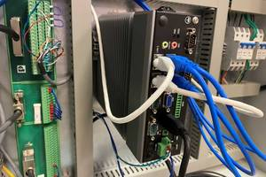 Teguar Industrial Box PC Used with New Robotics Automation Software