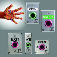 New NoTouch IR Switches Reduce the Risk of Virus Contraction