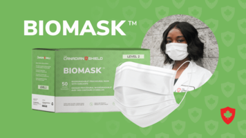New Biomask Biodegradable & Medical-Grade Face Masks From The Canadian Shield
