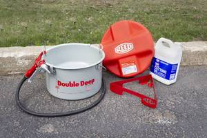 New Oiler System with Sturdy Aluminum Oil Gun