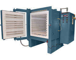 L&L Ships Second Floor-standing Box Furnace to Ceramic Optical Laboratory for Heat-treating Ceramics