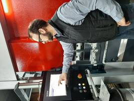 Canadian Fabricator's New ADIRA Press Brake is Key to Bending Large Parts