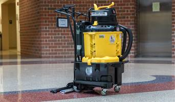 Floor Machine is Powerful, Effective, Saves Time and Now Green Certified