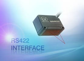 New optoNCDT 1220 Sensors with an Integrated Controller