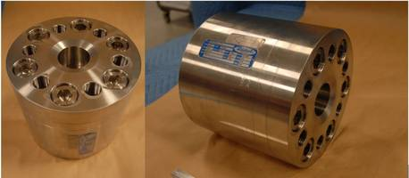 New Axial Check Valve in Size Ranging from 1/2 to 6 Inch