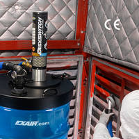 New EasySwitch Vac System Uses HEPA Filter for Vacuuming Dry Material