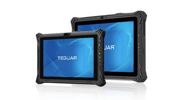 New TRT-5280 Series Tablet with Swappable Batteries