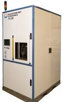 New Ultrasonic Cleaning System with User Selected Speed, Direction and Short Cyclic Modes