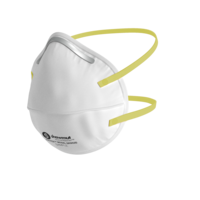 New US-Made N95 Masks with 95% Filtration Efficiency
