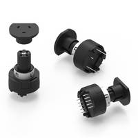 New M12 Ethernet Connector with Integrated Transformer and Current-Compensated Choke