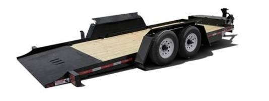 New EZ-Tilt Fender with Ground-Level Loading for EZ-Tilt Trailers