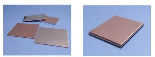 New Composite Material with Brazing Filler Thickness of 10 Micrometers
