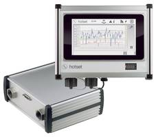 New Hotset Data Logger for Hydraulic-Thermal Process Visualization