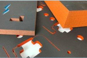New Silicone Sponge Gaskets and Pads with ESD Grounding Properties