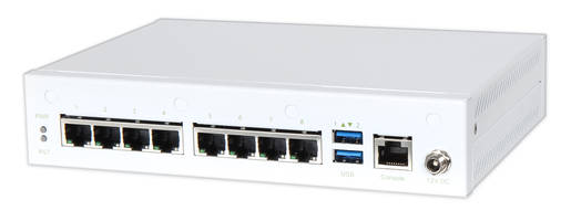 New ANS-9 Series Network Security Appliances Feature Upgraded Intel Denverton Refresh Processor SoC
