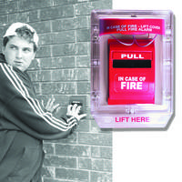 Cover Proven to Help Stop False Fire Alarms