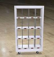 New Shelving System for Warehouses and Distribution Centers