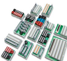 New Interface Modules with Push-In Design (PID) Terminations