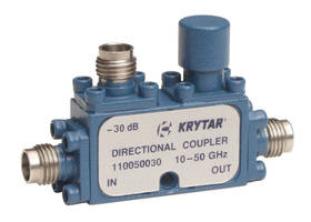 New Directional Coupler Measures 1.12 L x 0.40 W x 0.62 H (inches)