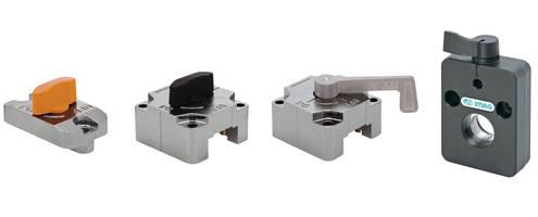 New Quarter-Turn Sliding Locks with On/Off Marking