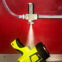 New 1/2 NPT Atomizing Spray Nozzle with Stainless-Steel Construction