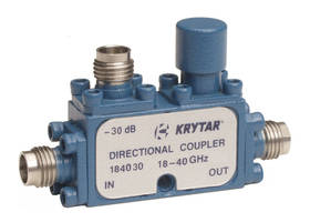 New Directional Coupler with Input Power Rating of 20 W
