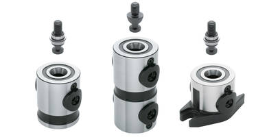 New Modular Pull Clamping System for 5-Axis Machining without Tool Interference