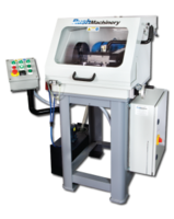 New Semi-Automatic Cut-Off Machine for High-Speed Steel