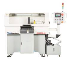 New CH-CM0206 CNC Auto-Cut Cut-Off Machine with Touch Screen Operator Interface
