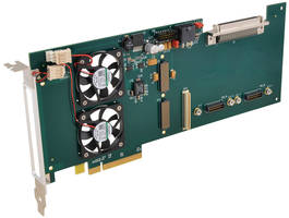 New APCe8775 Carrier Card for Military and Scientific Research Computing Systems