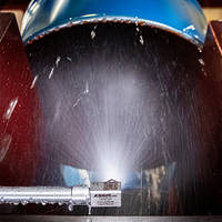 New Liquid Atomizing Spray Nozzles Operate at up to 250 PSI