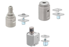 New Pneumatic Clamping Fasteners Are Activated Pneumatically for Automatic Clamping and Release