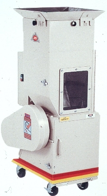 Granulators minimize dust and fines.
