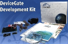 DeviceGate Development Kit can use TCP and UDP sockets.
