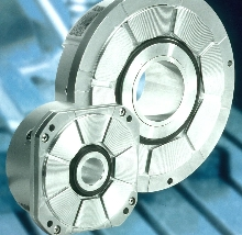 Angle Encoders have integral bearing and stator coupling.