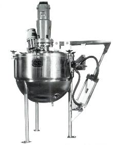 Propeller Mixers suit pressure and vacuum vessels.