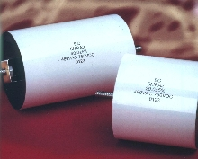 Capacitors are for use in high power ac filtering.