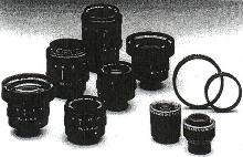 Lenses provide distortion-free performance.