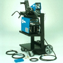 MIG Welding Systems come with power, feeder and gun.