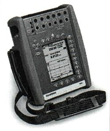 Calibrator for pressure, temperature and electrical.