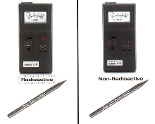 Welding Electrodes are not radioactive.