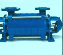 Multistage Pump delivers high pressures.