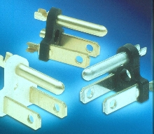 Plug End fits appliances and assembles easily.