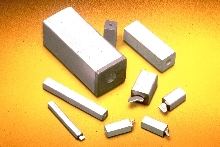 Coaxial Ceramic Inductors reduce electromagnetic interference.