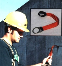Anchorage Connectors provide temporary fall protection.