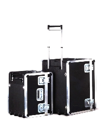 Cases are for shipping electronic and industrial equipment.