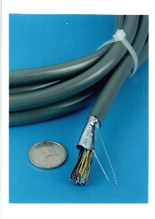 T-1 Cable permits runs up to 550 ft.