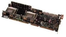 Single Board Computer has dual processors, dual Ethernet.