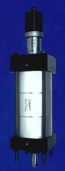 Tie-rod Cylinder features a no-pinch point design.